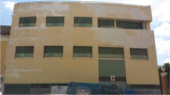 Rehabilitaciones de fachadas en Sevilla