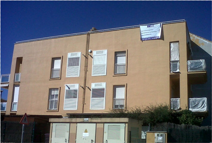 Empresa Rehabilitación de fachadas Sevilla