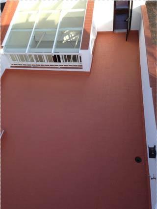 Impermeabilización de terrazas sevilla